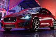 Jaguar XE Sedan Launches in London 9/8/14