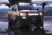 2014 Nissan Titan Customized for Alaskan Wilderness