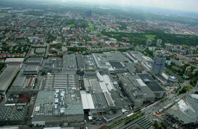 BMW Munich Plant