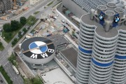 BMW Welt, Museum, Plant