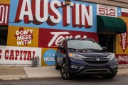 Updated for 2015 with convenience features and a move efficient powertrain, the Honda CR-V is staying current amid a quickly moving segment.