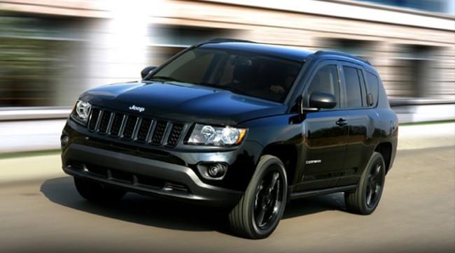 2012 Jeep Compass Altitude