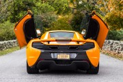 An astonishing entrance in the 2015 McLaren 650S