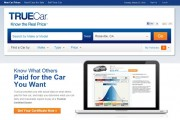 TrueCar.com Website (Screenshot)