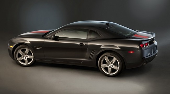 2012 Camaro 45th Anniversary Special Edition model