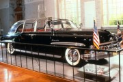 """Dwight D. Eisenhower's """"bubble roof"""" 1950 Lincoln Cosmopolitan"""