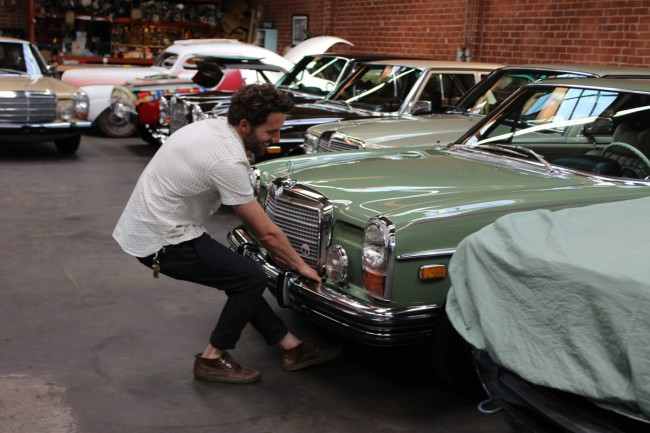 Mercedes Motoring