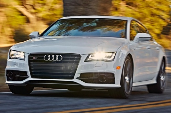 50 Shades of Audi